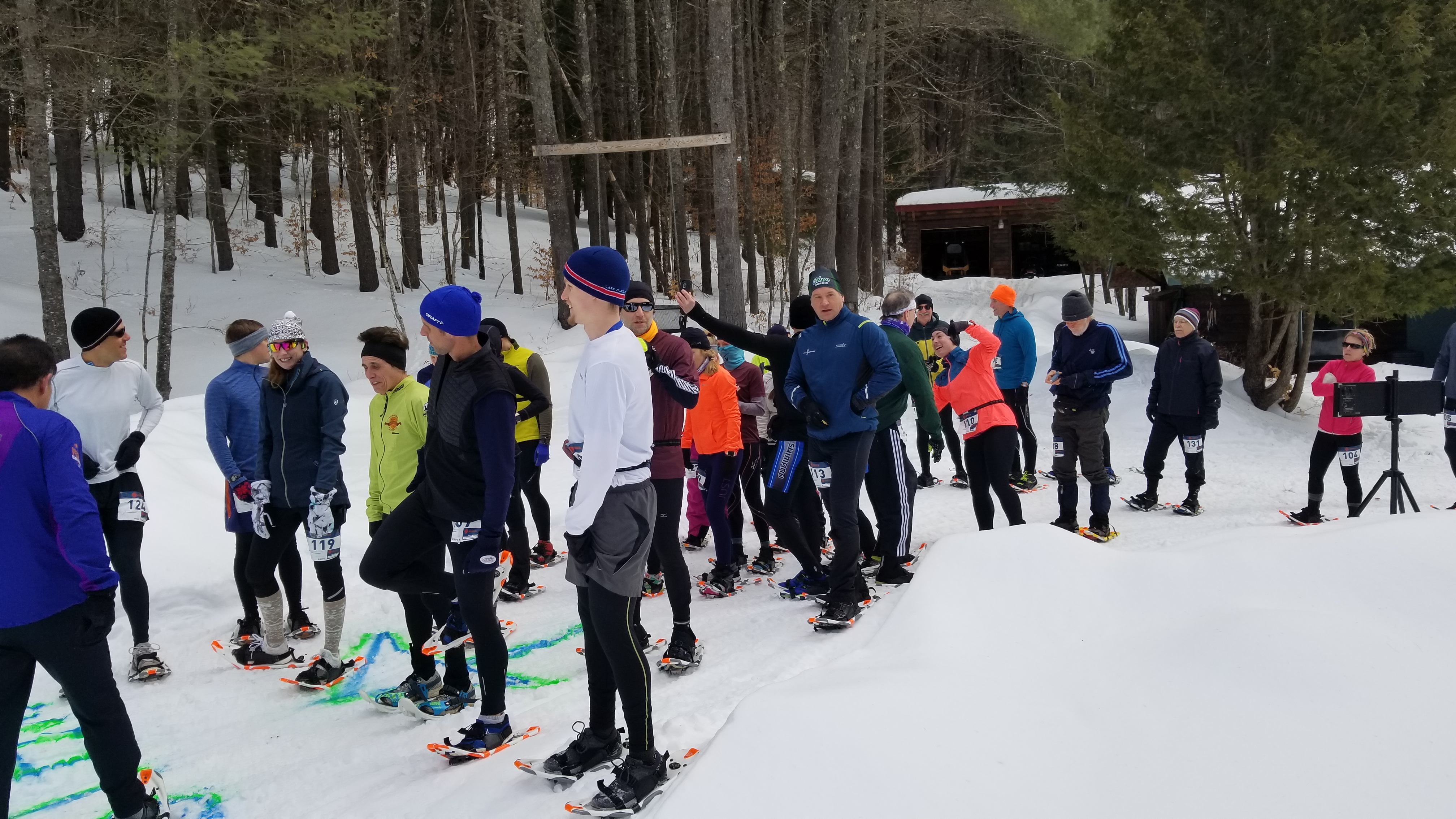 Sign up now for 6k & 15k Snowshoe Races on Sun Feb 16th